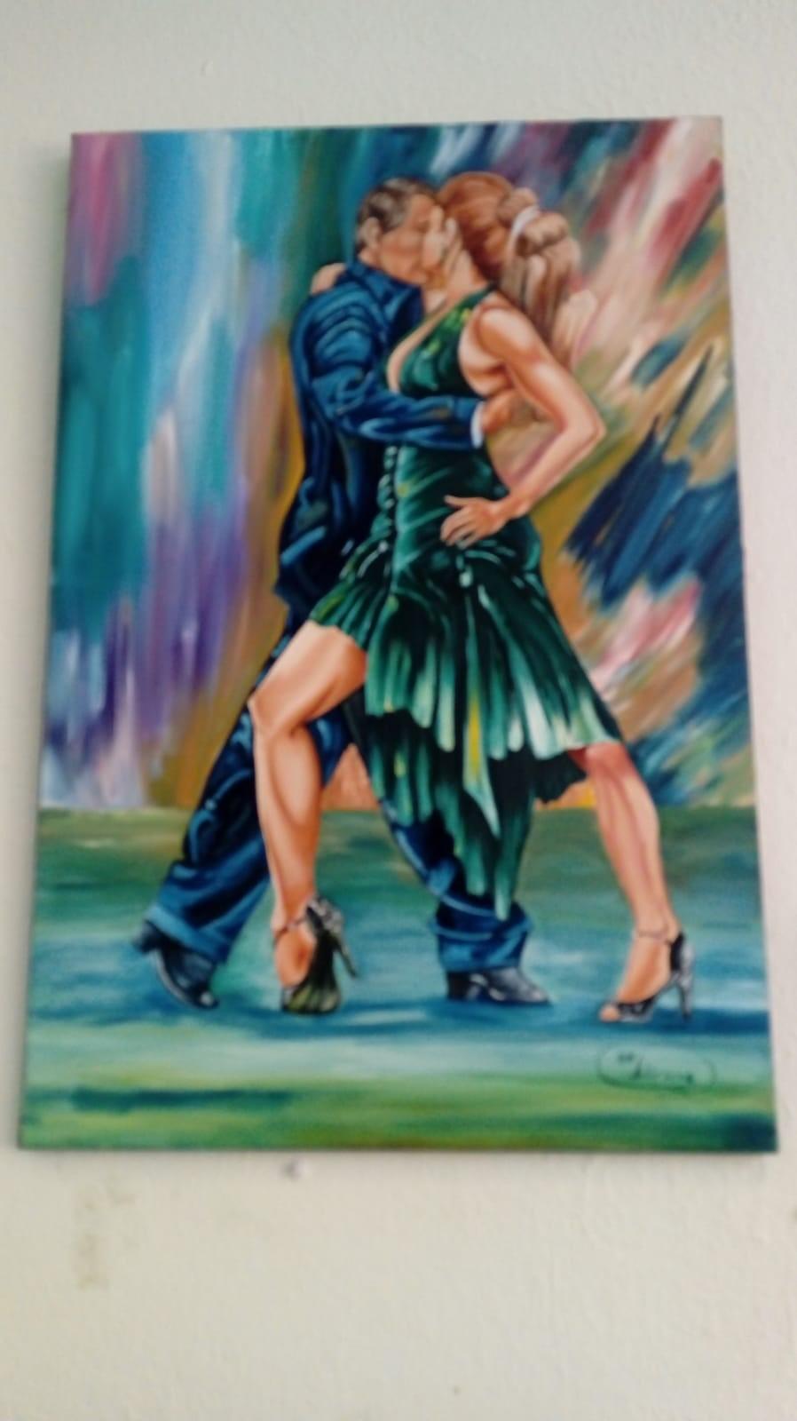 Cuadro baile